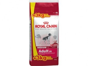 Royal Canin - MEDIUM ADULT BONUS (Foto: Petworld.dk)