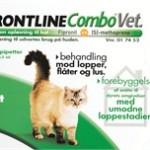 Frontline passer på din kat (foto Petworld.dk)