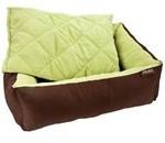 En seng til hundens egen lille krog (foto lavprisdyrehandel.dk)